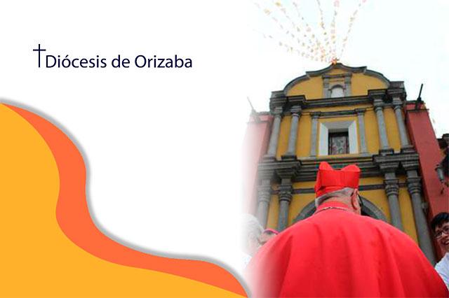 Saludo de la Diócesis de Orizaba al Cardenal Sergio Obeso Rivera