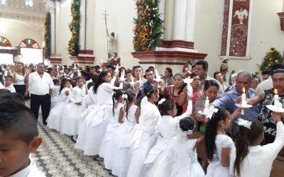 Celebran la fiesta del rostro amoroso de Cristo