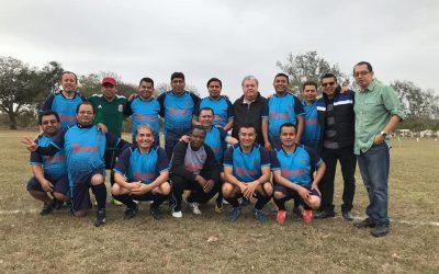 Encuentro Deportivo de sacerdotes