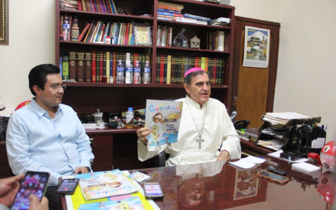 "Pastoral Profética presenta revista ""Guardián"" de Pascua"