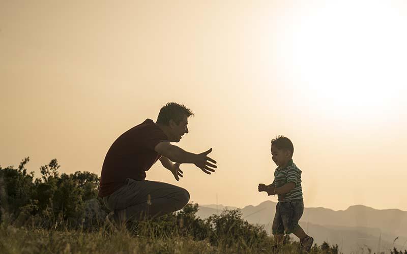 Gracias Papá por sostener una familia más allá de tus fuerzas