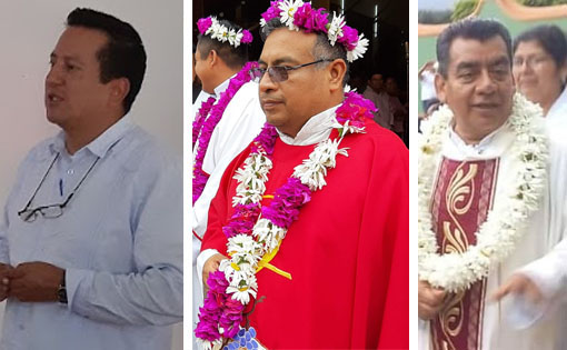 Rotación de sacerdotes en la Diócesis de Orizaba