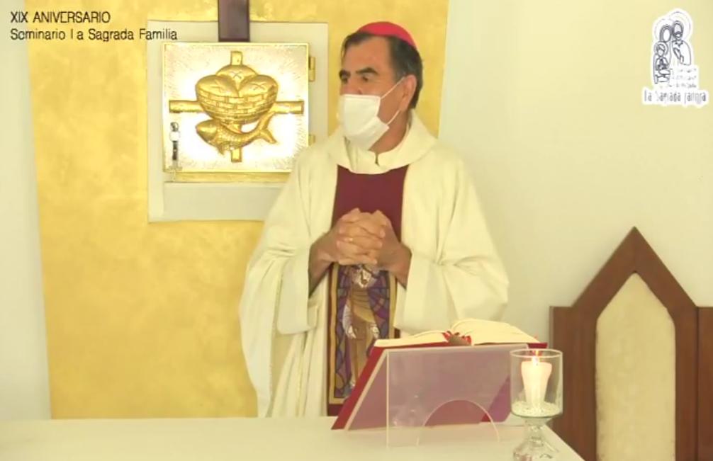 El Señor sostiene y anima la formación de los seminaristas