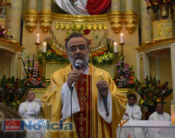 Que el Buen Pastor le conceda descanso eterno   y le recompense todo el bien que hizo