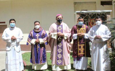 Se ordenarán en nuestra Diócesis 2 nuevos Diáconos y 2 Sacerdotes